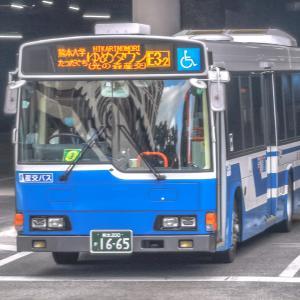 九州産交バス 熊本200か1665