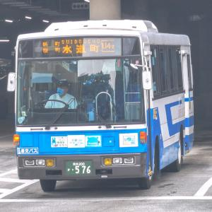 産交バス 熊本200か576