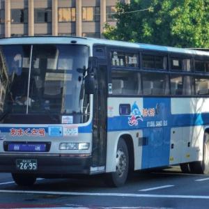 産交バス 熊本22か2695