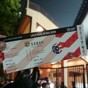 マレーシアでサッカー観戦したら色々と面白かった