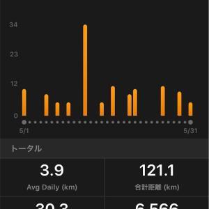 【振り返り】2019年5月、ひとり旅34kmマラソン