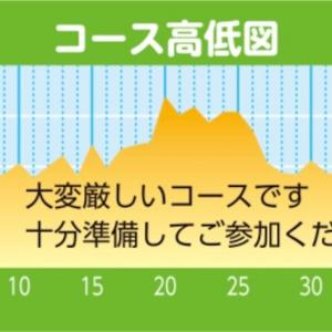 2019/10/23 きつ過ぎた起伏走