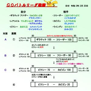 『ポケモンGO』-バトルフィールドへ!-(2)