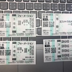 10/5(土) 京都競馬 11R 長岡京ステークス 結果