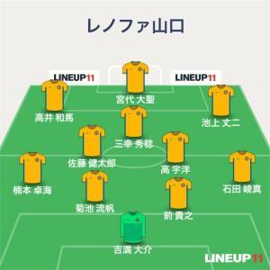 【復習!振り返り‼】レノファ山口vs京都サンガFC