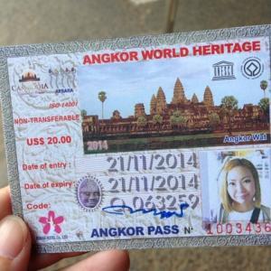 東南アジア1周 カンボジア2日目