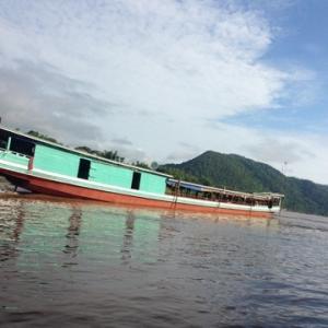 東南アジア1周 スローボート1日目