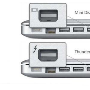 目からウロコのThunderbolt2とMini DisplayPortの関係