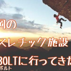 福岡に新しくオープン!国内最大級のアスレチック施設「NOBOLT(ノボルト)」に行ってきた!