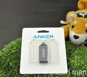 Anker USB-C 2-in-1 SDカードリーダー