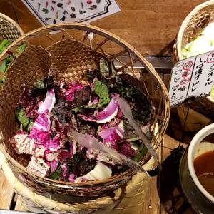 都野菜賀茂 コスパ最高500円でヘルシー朝食バイキング!!