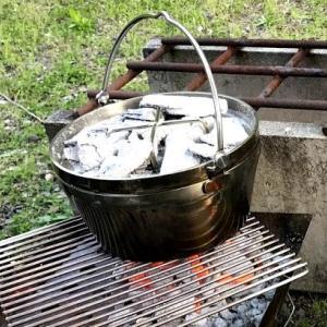 ステンレスダッチオーブンがズボラな私にピッタリでした!