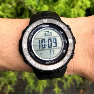 女子も必見!購入した腕時計が登山で気分上々のアイテムだった