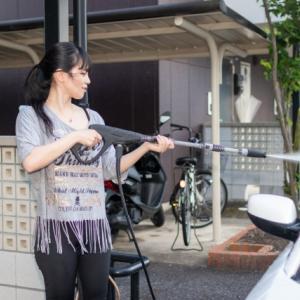 汚れを一掃!マンションのベランダ清掃はケルヒャーが超便利だった。人気のあのメーカも紹介。