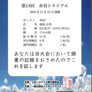 【速報】赤羽トライアル