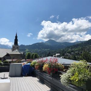 ジュネーブから Saint-Gervais-les-Bains