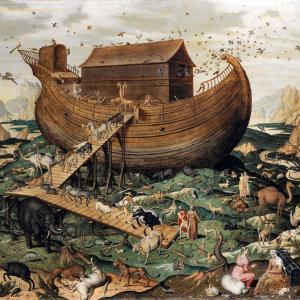 【古代文明】本物のノアの箱舟か!?黒海から超巨大木造船が見つかる