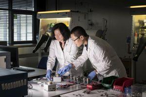 持続可能なエネルギー貯蔵システムとしての新しいカルシウム電池