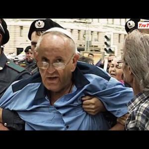 黒い法王が日本で逮捕された後、バチカンで法王逮捕!、6月は暗黒から光明への月になるのか?