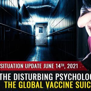 カルトの集団自殺:世界的なワクチン自殺カルトの背後にある不穏な心理学
