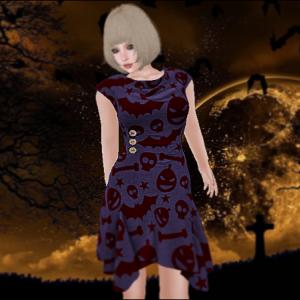 1L$ Halloween Dress *Marketplace