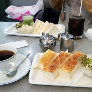 大阪の朝食は