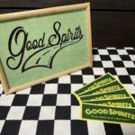 Good Spirits オリジナルステッカー