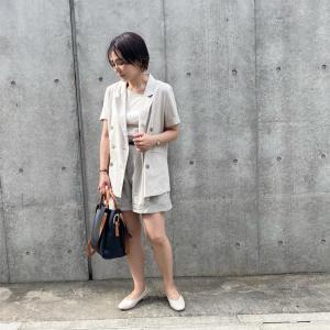 GU1990円のハーフパンツを30代女子どう着る!?