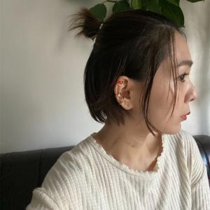 伸びてしまった髪の簡単ヘアアレンジ