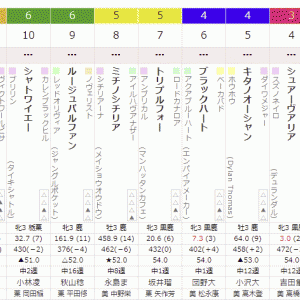 4R 2021/6/26(土) 1回札幌5日目  サラ系3歳未勝利 シーロンシャン出走