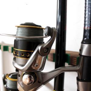 釣りのシーズンオフは道具が安くならないのですね