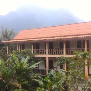 ラオス北部旅行記(6) ムアンゴイへ & 「Nong Khiaw View Guesthouse」ご紹介