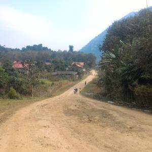 ラオス北部旅行記(8) ムアンゴイ郊外を散策