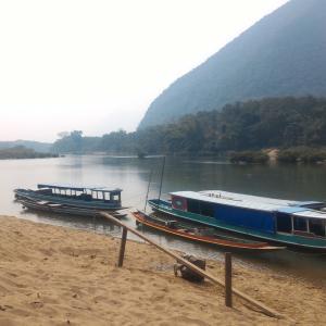 ラオス北部旅行記(7) ムアンゴイの村 & 「Lattanavongsa guesthouse」ご紹介