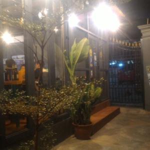 タイ、ラオス料理レストラン「Home Food Restaurant(ホームフードレストラン)」@ビエンチャン