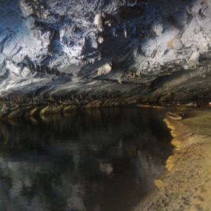 ラオス中部旅行記②(コンロー洞窟、カムアン県)(2020年2月)