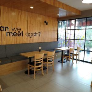 市街地から少し離れた静かなカフェ - カフェマル(Cafe Maru) - (ビエンチャン、ラオス)