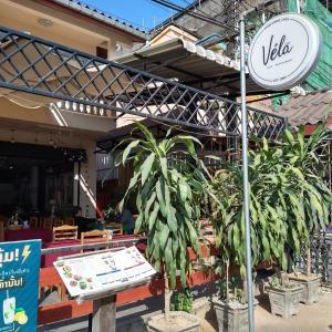 バンビエンで特徴がないけどお勧めレストラン - Vela Cafe & Restaurant - (バンビエン・ラオス)