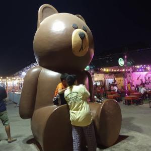 ターケーク市民の憩いの場 - Center Point Thakhek - (ターケーク・ラオス)