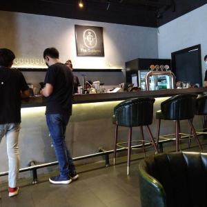 ホテルに併設されたカフェ&バー - ギャレリア・コーヒー&バー(The Galleria Coffee & Bar) - (ビエンチャン・ラオス)