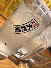 上野のコスパの良い居酒屋 立ち飲み屋 1軒目