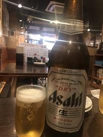上野のコスパの良い居酒屋 立ち飲み屋 2軒目