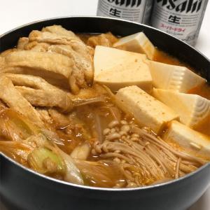【はてなブログ】寒くなって来たらやっぱりキムチ鍋でしょ!