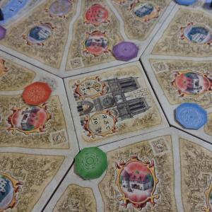 ボードゲーマーの雑学 Vol.003 ワーカープレイスメント