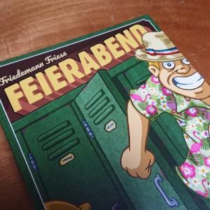 迷ったらこれ! Vol.049 フィニッシングタイム (Feierabend)