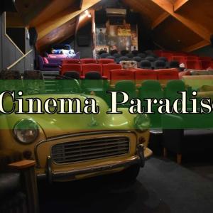 【Wanaka】小さな映画館『Cinema Paradiso』