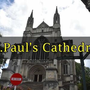 ダニーデンの教会『セント・ポールズ大聖堂』