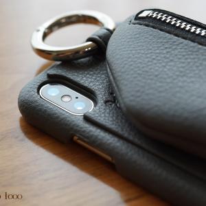 便利。だけどデザインも諦めない「ajew iPhone case」