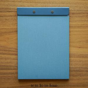 どんな紙ももう一度再利用「POSTALCO SnapPad A4」