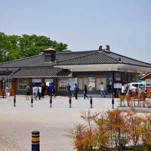 慶州の雁鴨池(アナッチ)へ行ってきたっぺ(o^―^o)